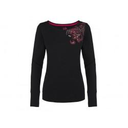 Loap AVENY dámské triko, černá V21V