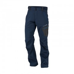 Pánské softshellové kalhoty NORTHFINDER NO-3443OR, tmavě modrá