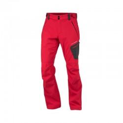 Pánské softshellové kalhoty NORTHFINDER NO-3443OR, červená