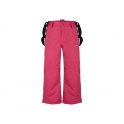 Dětské lyžařské kalhoty Loap FLOPS, růžová J68J