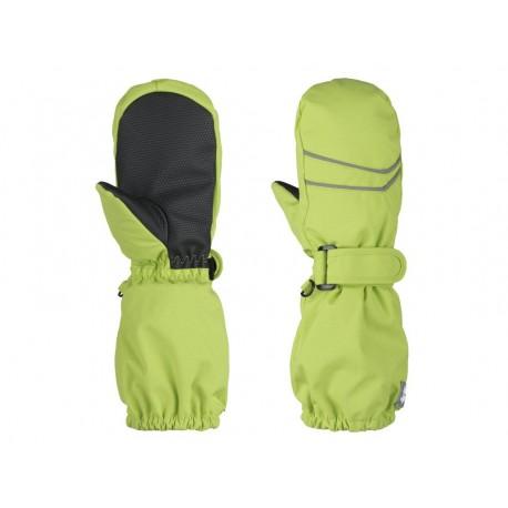 Dětské zimní palčáky Loap RUDIK, zelená N91N
