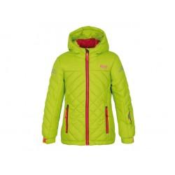 Loap FEBINA dětská lyžařská bunda, zelená N91N