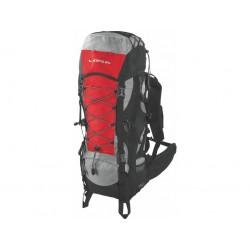 Turistický batoh Loap SNOWDON 50 + 10, červeno černý G19V