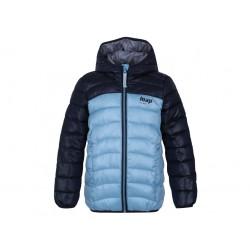 Dětská zimní bunda Loap IMEGO, modrá/sv.modrá L21L