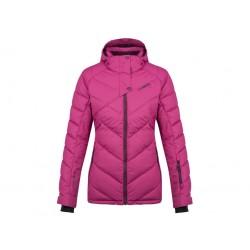 Dámská lyžařská bunda Loap ODETTE, růžová J02J