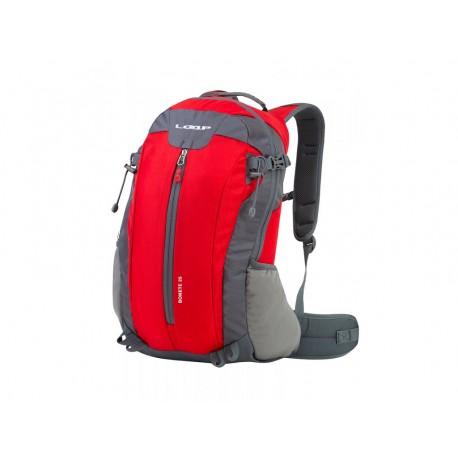 Turistický batoh Loap BONETE 25, červený