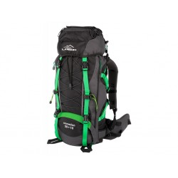 Turistický batoh Loap SNOWDON 50+10, černo zelená V11N