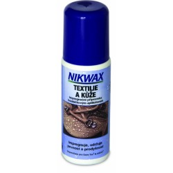 Impregnace na obuv NIKWAX textil a kůže