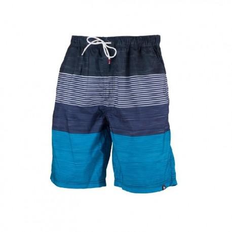 Pánské koupací šortky NORTHFINDER BE-3235SII, 5166 modrá pruhy