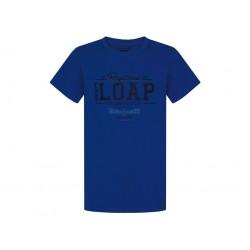 Dětské triko Loap ADRIX, modrá M03M