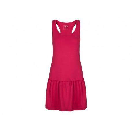 Dámské šaty Loap MERSIKA, růžová J48J