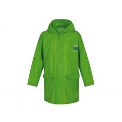Dětská pláštěnka Loap XAXO, zelená N96N