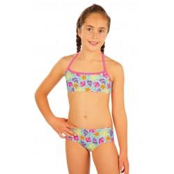 Dívčí dvoudílné plavky LITEX 52564 + 52568