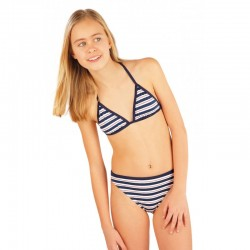 Dívčí dvoudílné plavky Litex 52585 + 52586