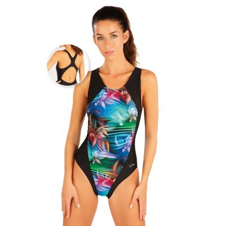 Dámské jednodílné sportovní plavky Litex 57461