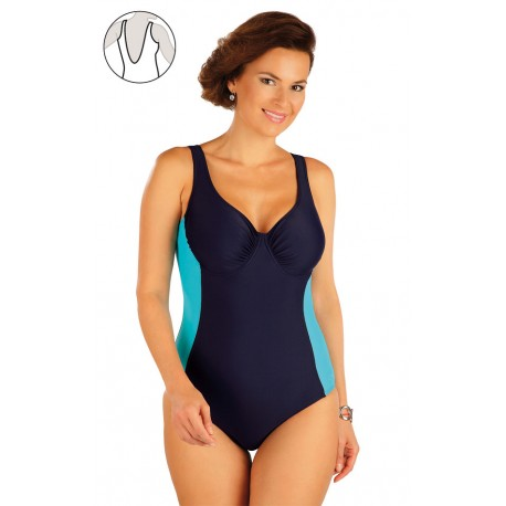Jednodílné dámské plavky Litex 57400