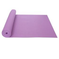 Podložka na jógu/cvičení YATE Yoga Mat + taška, růžová