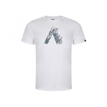 Pánské triko Loap ALAMO, bílá A14L