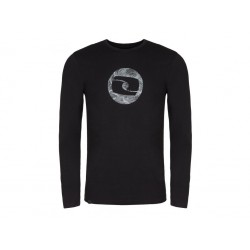Pánské triko Loap ALBIN, černá V24T