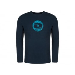 Pánské triko Loap LBIN, tmavě modrá L13L