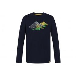 Chlapecké triko Loap ARCOS, modrá L13P