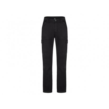 Loap VIVID pánské kalhoty, černá V24V