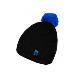 Dětská zimní čepice loap ZODO, černá V24L