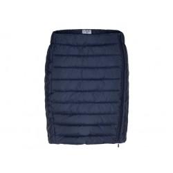Dámská prošívaná sukně Loap IRFINA, modrá L13L