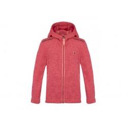 Dětský svetr Loap GITAN, růžová H14X