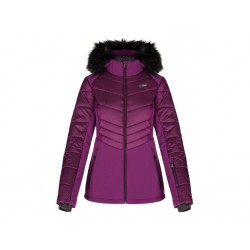 Dámská lyžařská bunda Loap ODIANA, fialová K85K