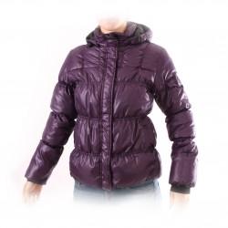 Dámská zimní bunda NORTHFINDER BU-40421SI FIALOVÁ