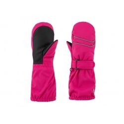Dětské palčáky Loap RUBYK, růžová J54J