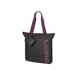 Módní taška Loap FALNIE, V11K tmavě šedý melír
