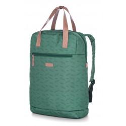 Dámský městský batoh Loap REINA, zelená P58P