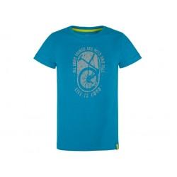 Dětské triko Loap BAAKIS, světle modrá M20T