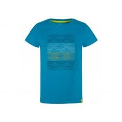 Dětské triko Loap BARIS, světle modrá M20CD