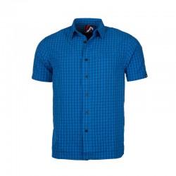 Pánská sportovní košile Northfinder KO-30452OR, modrá