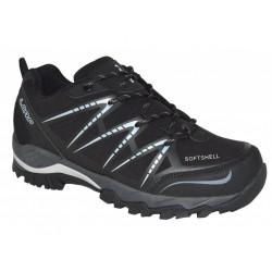 Pánská outdoorová obuv Loap ERSKINE, černá V11T