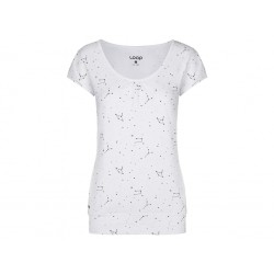 Dámské triko Loap ADRA, bílá A14A
