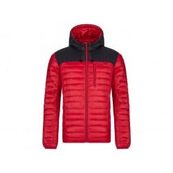 Pánská zimní bunda Loap JEQUIL, červená G53T