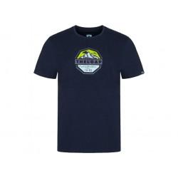 Pánské triko Loap ALTAIR, modrá M37M