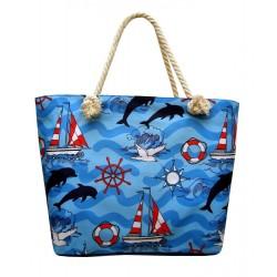 Plážová taška námořnická