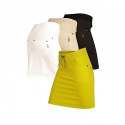 Dámská sportovní sukně Litex 99588, bílá 100