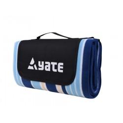 Pikniková deka s ALU folií, modrá