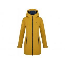 Dámský softshellový kabát Loap LECIKA, žlutá C87XL