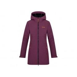 Dámský softshellový kabát Loap LECOVA, fialová K03XV