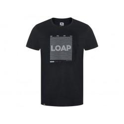 Pánské triko Loap BERTO, černá V24V