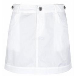 Dámská sukně Loap DANIELA,bílá