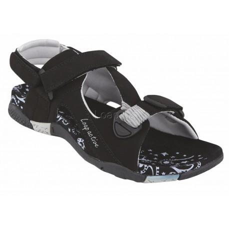 Sandále Loap CLAIR, černá