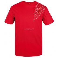 Pánské tričko Loap MACEO, červená